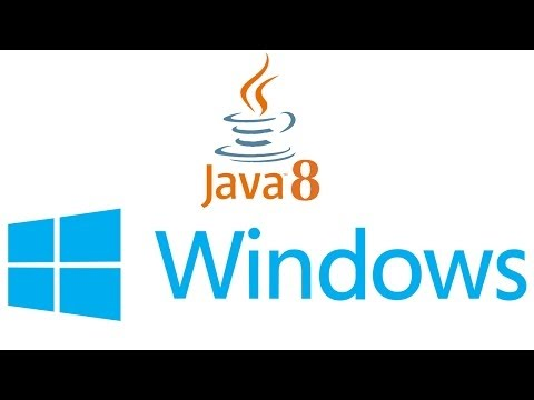 How to install Java JDK on Windows 8 / 8 1