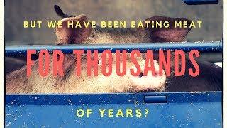Ayrshire Animal Save Vigil at John Robertson abattoir Ardrossan