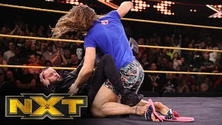 Matt Riddle confronts Finn Bálor: WWE NXT, Nov. 13, 2019