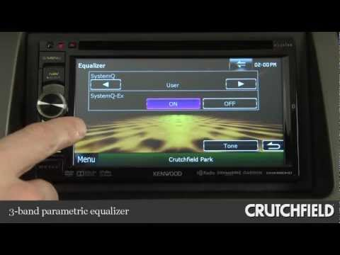 Kenwood Excelon DNX690HD Navigation Receiver Display and ... on