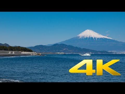 Mount Fuji - Shizuoka - 富士山 - 4K Ultra HD