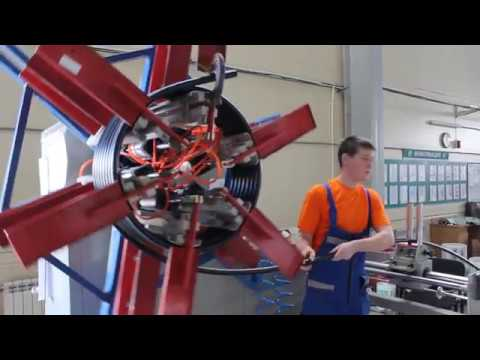 Завод пластиковых труб и фитингов в Лобне