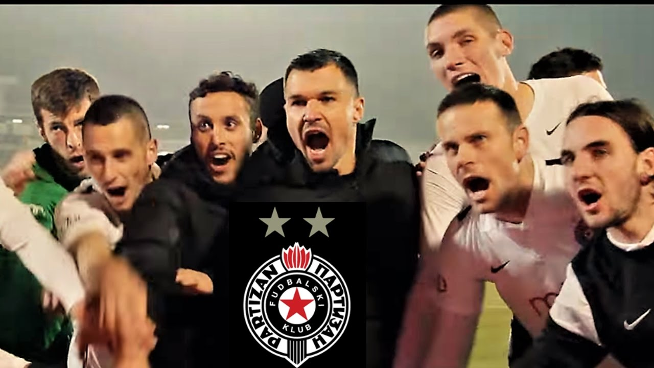 SAMO PARTIZAN (OFFICIAL VIDEO 2016)