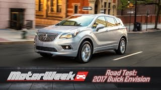 Road Test: 2017 Buick Envision - Give the People What They Want