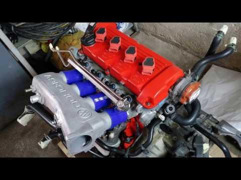 ABF turbo project VW golf 3  BULGARIA