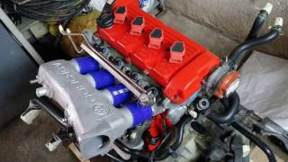 ABF turbo project VW golf 3  BULGARIA