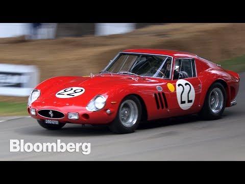 Take a Spin in Nick Mason's $40 Million Classic Ferrari
