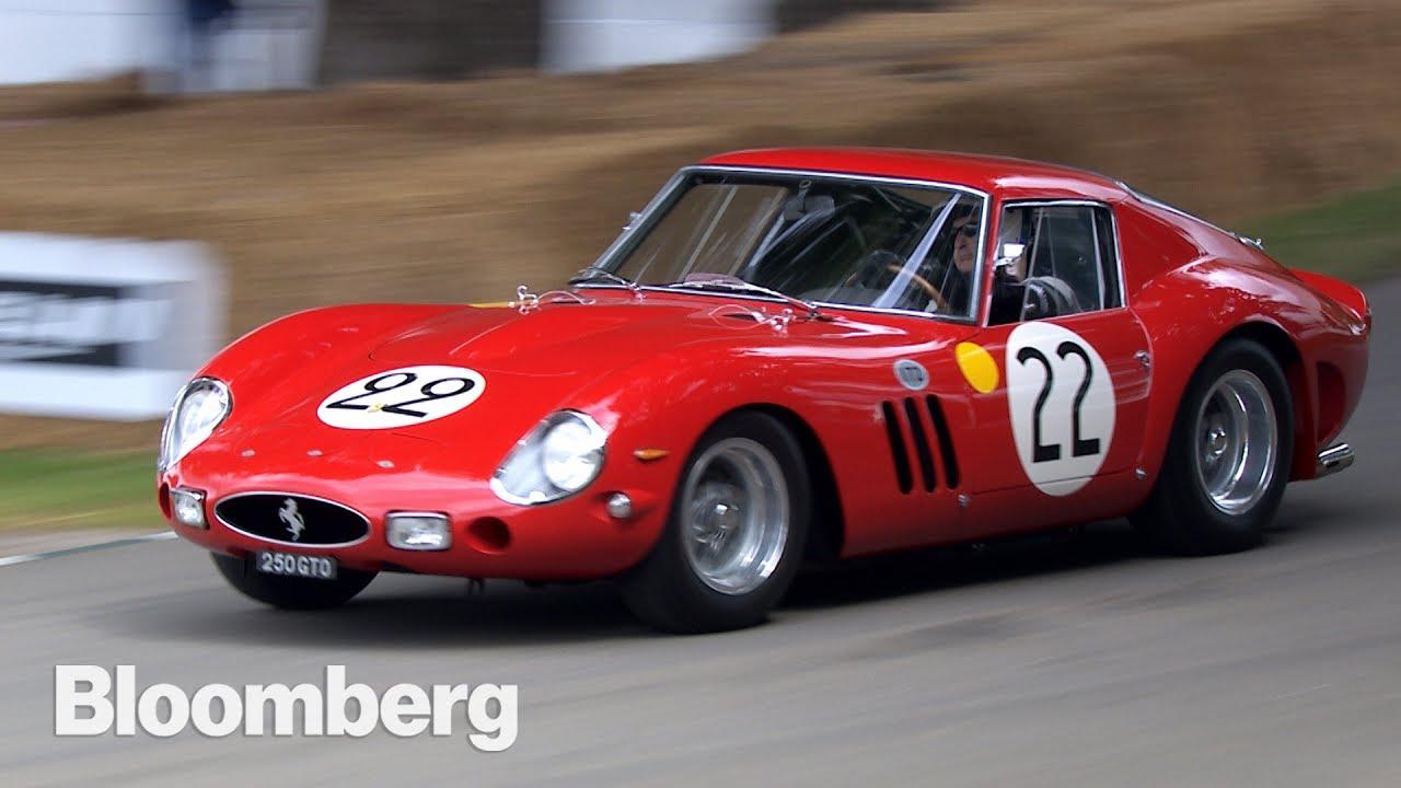 Take a Spin in Nick Mason\'s $40 Million Classic Ferrari - YouTube
