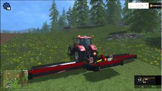 FS 2015 – Dodge Prototype Cutter Gameplay HD