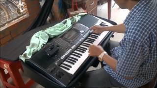 Chuyến Tàu Hoàng Hôn   Keyboard Ngọc Hão   Bến Tre