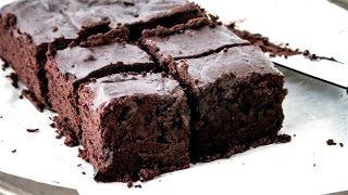 """Super Lekkere Chocolade Brownies Recept"" ""Lekkerste Cake Recepten"""
