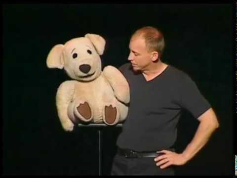 Ted E. Bare Turns Out To Be A Bi-Polar Bear | Strassman Live Vol. 1 | David Strassman