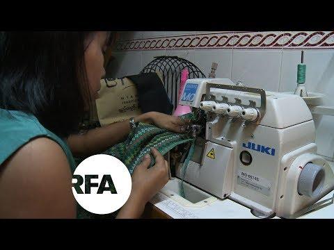 Myanmar Designers Put Ethnic Twist on Local Fashion | Radio Free Asia (RFA)