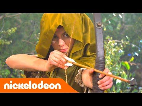 I Thunderman | Gara di tiro con l'arco | Nickelodeon Italia