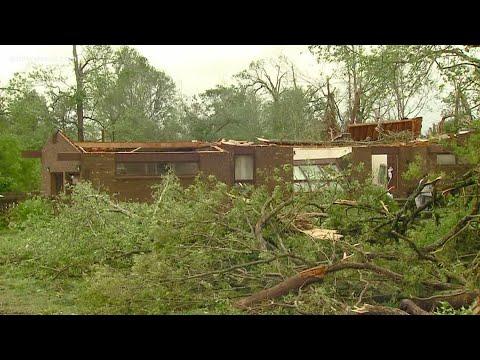 Tornado Confirmed In Alamance County