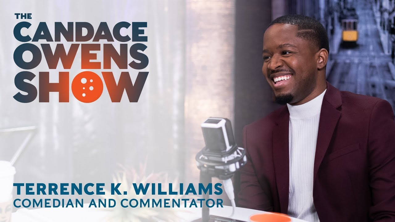 PragerU The Candace Owens Show: Terrence K. Williams