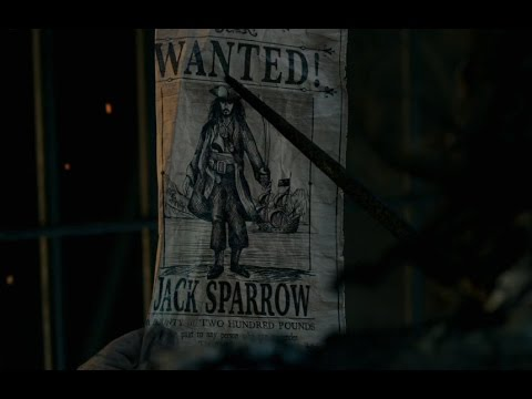 Pirates of the Caribbean: Dead Men Tell No Tales IMAX® Trailer