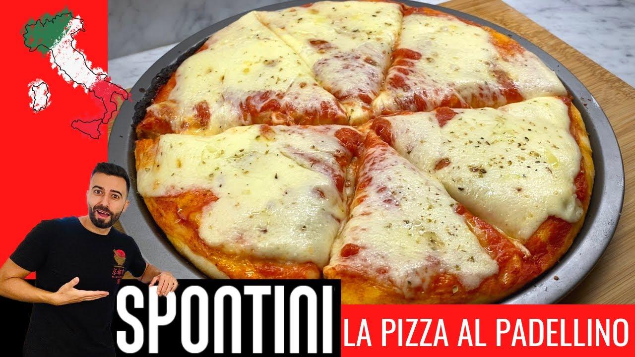 Ricetta Pizza Spontini.Faccio La Pizza Di Spontini O Almeno Ci Provo Al Padellino Youtube