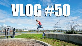HOLY SH*T OUR 50th VLOG!!