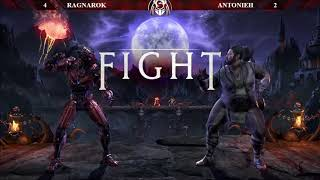 Destroyer Stream Set Ragnarok (Triborg) vs Antioni (Bo Rai Cho) FT5