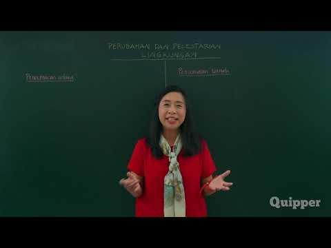 Pelestarian Lingkungan Hidup - Biologi Kelas 10 (Quipper Video)