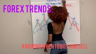 Forex Trends: How to Know When to Buy/Sell a Pair!?