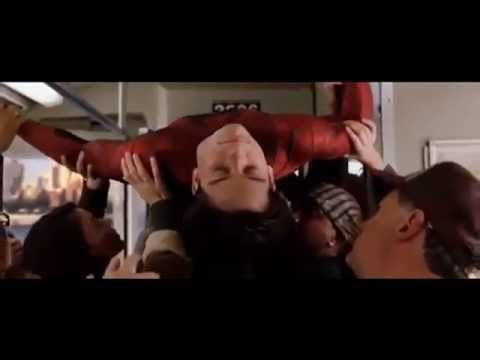 Spider-Man 2 (2004) - Spider-Man VS Dr. Octopus - Train Fight (Third Fight) Part 2