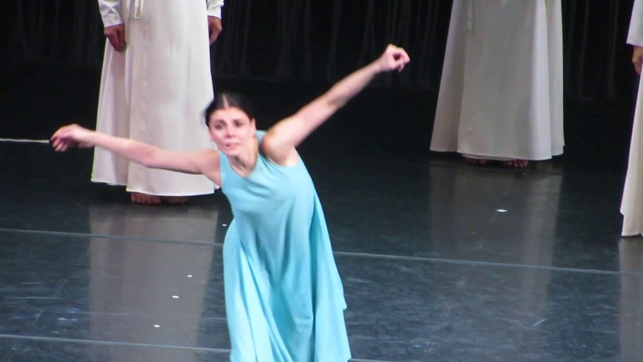 """Isadora"" Natalia Osipova"