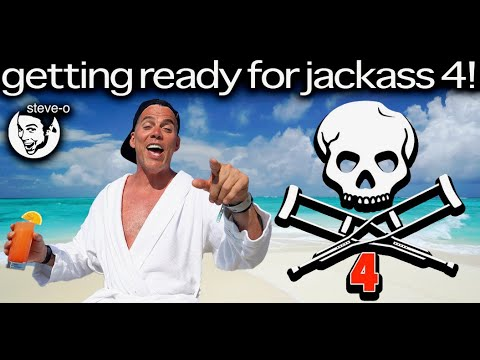 The 'Jackass Forever' trailer is here to save your work week ...