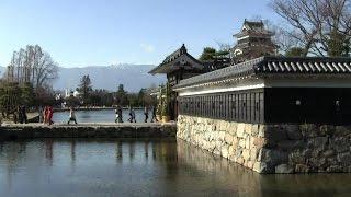 Camera:CANON iVIS HF M43 松本城(Matsumoto Castle)
