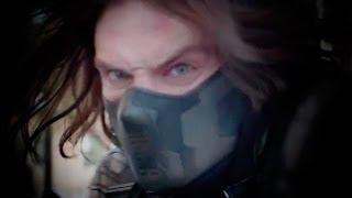 «Первый мститель: Другая война» / Знакомимся с героями / Зимний солдат - Себастьян Стэн