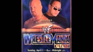 WWF Wrestlemania X Seven Theme Song