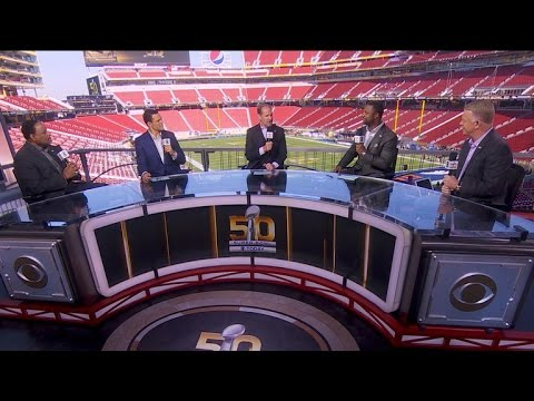 Super Bowl 50 preview with James Brown and CBS Sports