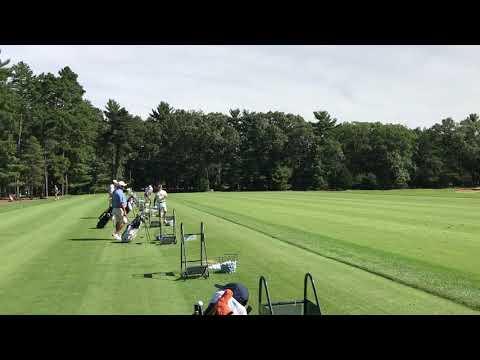 Pine Valley amazing practice facilities