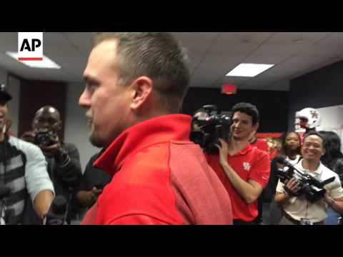 Rapper Paul Wall Fits Houston's Tom Herman For Grill