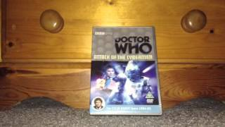 Doctor Who DVD Review- Attack of the Cybermen
