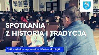 Obraz dla: Wykłady o historii i życiu codziennym mieszkańców Mikołajek