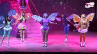 Театральный мюзикл «Новогодние приключения Винкс