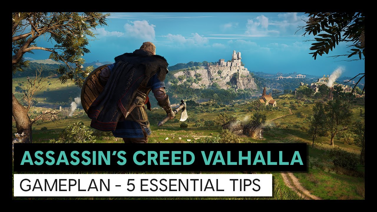 Assassin's Creed Valhalla :  5 essential tips