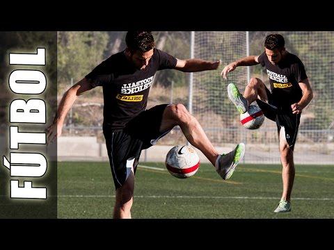 La vuelta al mundo exterior around the world  freestyle trucos de ftbolfootballsoccer tricks