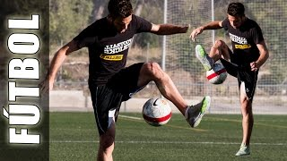 La Vuelta Al Mundo Exterior (Around The World) - Freestyle trucos de Fútbol/Football/Soccer tricks