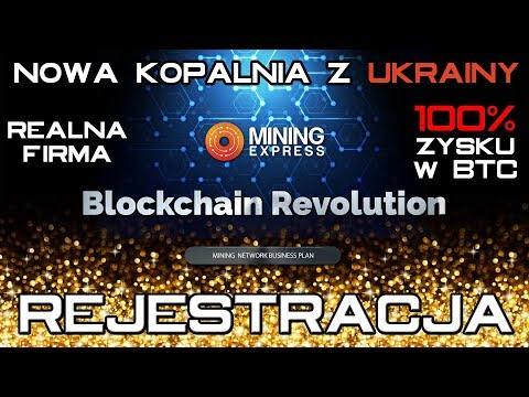 Mining Express - Jak się zarejestrować? Zarabiaj pasywnie 100% w BTC - WYGRAJ LTC !!!