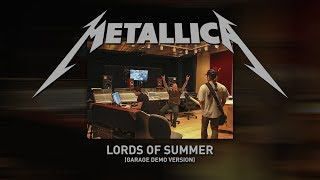 Metallica: Lords of Summer (Garage Demo Version) [AUDIO ONLY] YouTube Videos