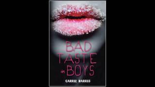 Bad Taste in Boys - official book trailer