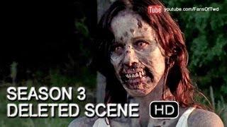 The Walking Dead | Season 3 | Deleted Scene #2 | Lori as a zombie