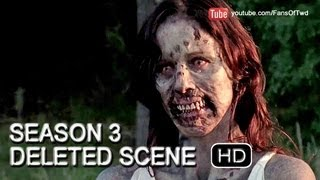 Video The Walking Dead | Season 3 | Deleted Scene #2 | Lori as a zombie download MP3, 3GP, MP4, WEBM, AVI, FLV November 2019