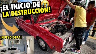 COMENZAMOS A DESTRUIR A ROGELIO Y YA TENEMOS NUEVO DEPARTAMENTO... | ManuelRivera11