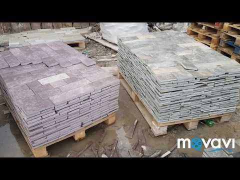 Эпоха камня , производство плитки и брусчатки из камня