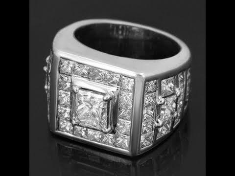 Biggest Diamond Ring
