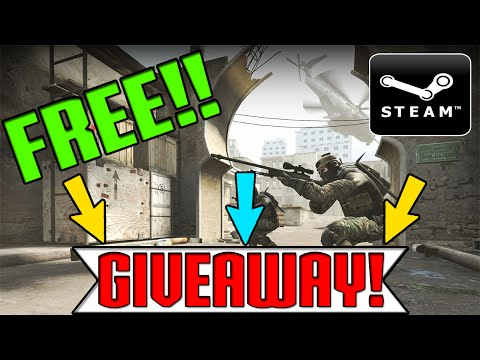 EPIC!!!! Counter Strike - Global Offensive | GIVEAWAY FREE COPY STEAM!!! ((CLOSED))